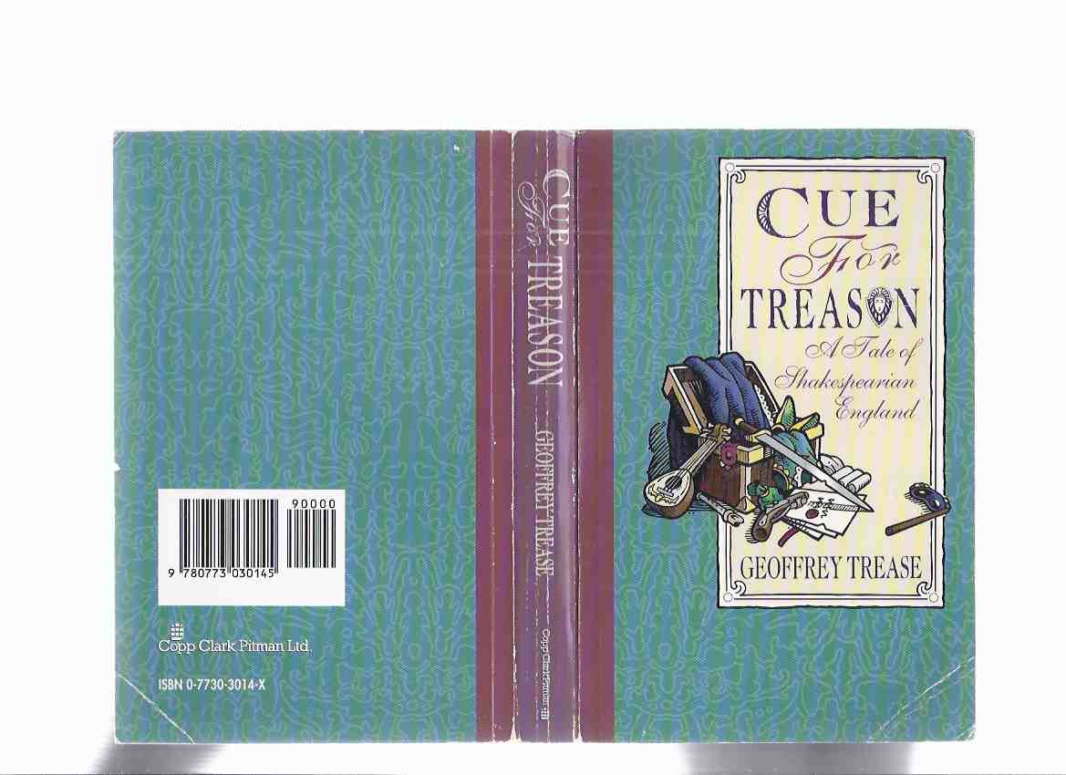 Image for Cue for Treason:  A Tale of Shakespearian England