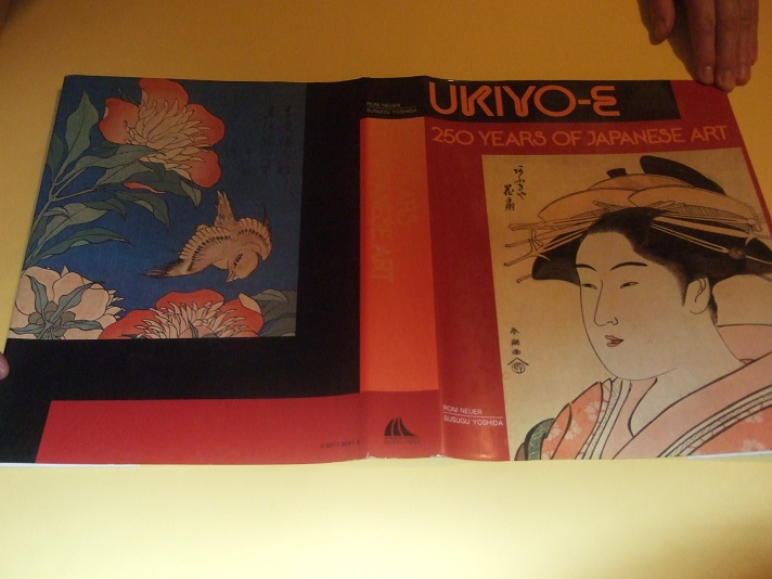 Image for UKIYO-E:  250 Years of Japanese Art (released in Japan as: UKITO-E TAIKEI )( Two Hundred Fifty )(inc. Images of the Floating World; Rivals of Utamaro; The Utagawa School; End of Traditional Wood-Block Prints; etc)( Two Hundred-Fifty )