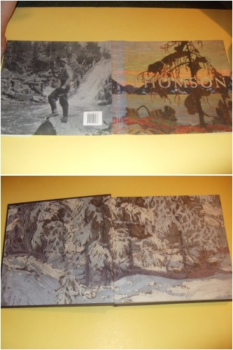 Image for Tom Thomson ( for an Exhibition at The Art Gallery of Ontario [ AGO ], National Gallery of Canada; Musee Du Quebec; Vancouver Art Gallery; Winnipeg Art Gallery - 2002 to 2003 )( Group of Seven related)