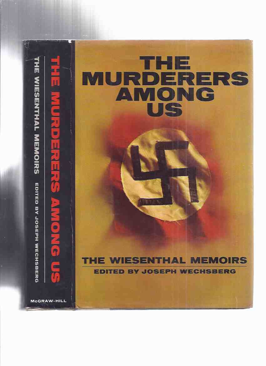 Image for The Murderers Among Us:  The Simon Wiesenthal Memoirs ( Nazi hunter )