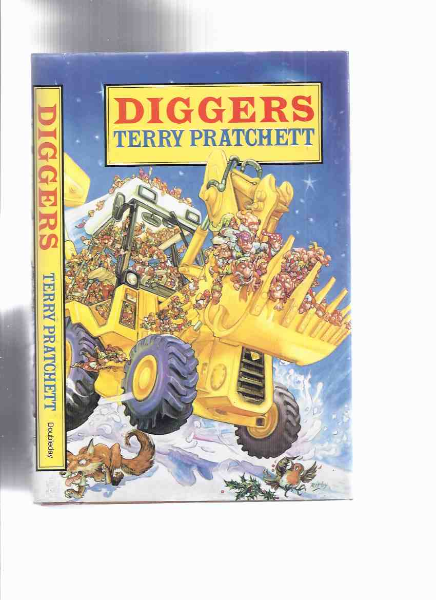 Image for Diggers -book 2 of the Nomes Trilogy ---by Terry Pratchett ( Volume Two / ii )