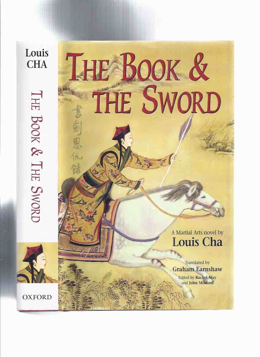 Image for The Book and the Sword: A Martial Arts Novel -by Louis Cha