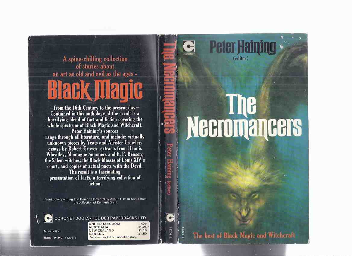 Image for The Necromancers: Best of Black Magic & Witchcraft (inc Black Lodge;Witches' Sabbat; Salem Mass; Tryals Of The New England Witches;Lancashire Witches; Black Goat Of Brandenberg; Gavon's Eve; Witch Finders; The Hell-Fire Clubs; Beelzebub etc).