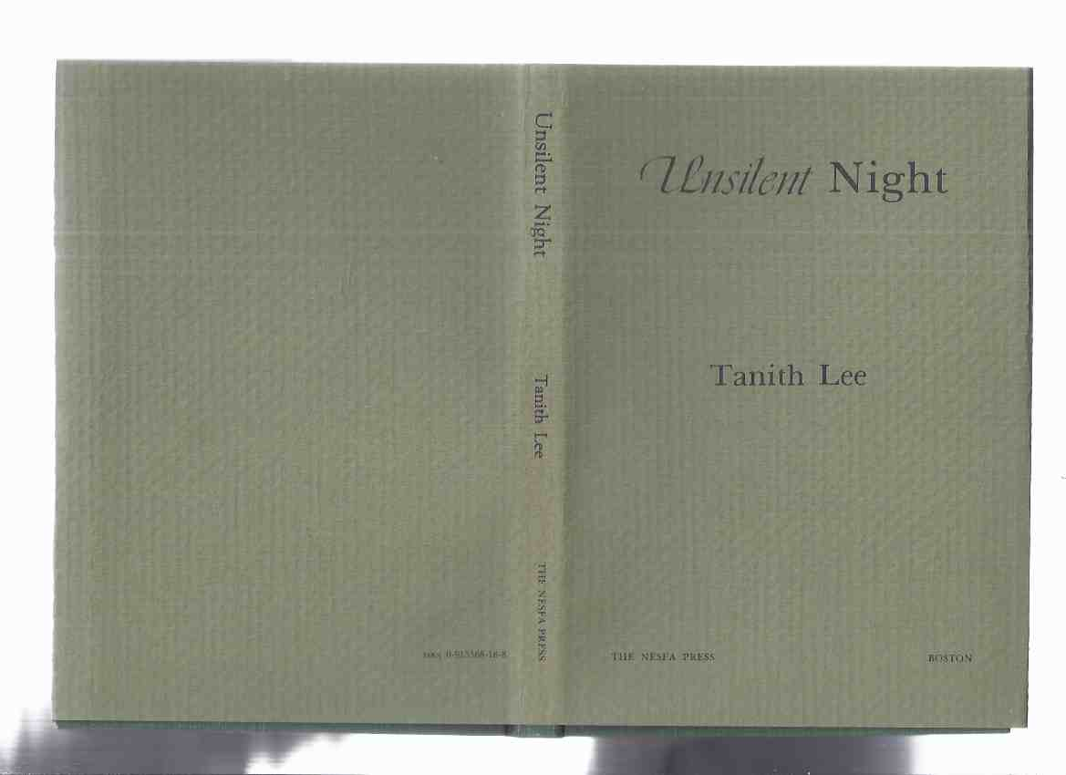 Image for Unsilent Night ---by Tanith Lee ( signed )