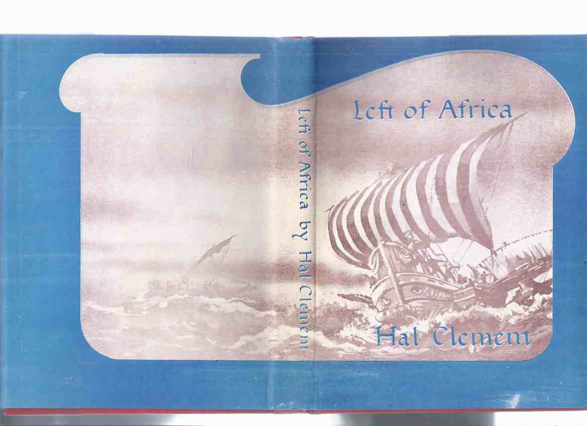 Image for Left of Africa -by Hal Clement