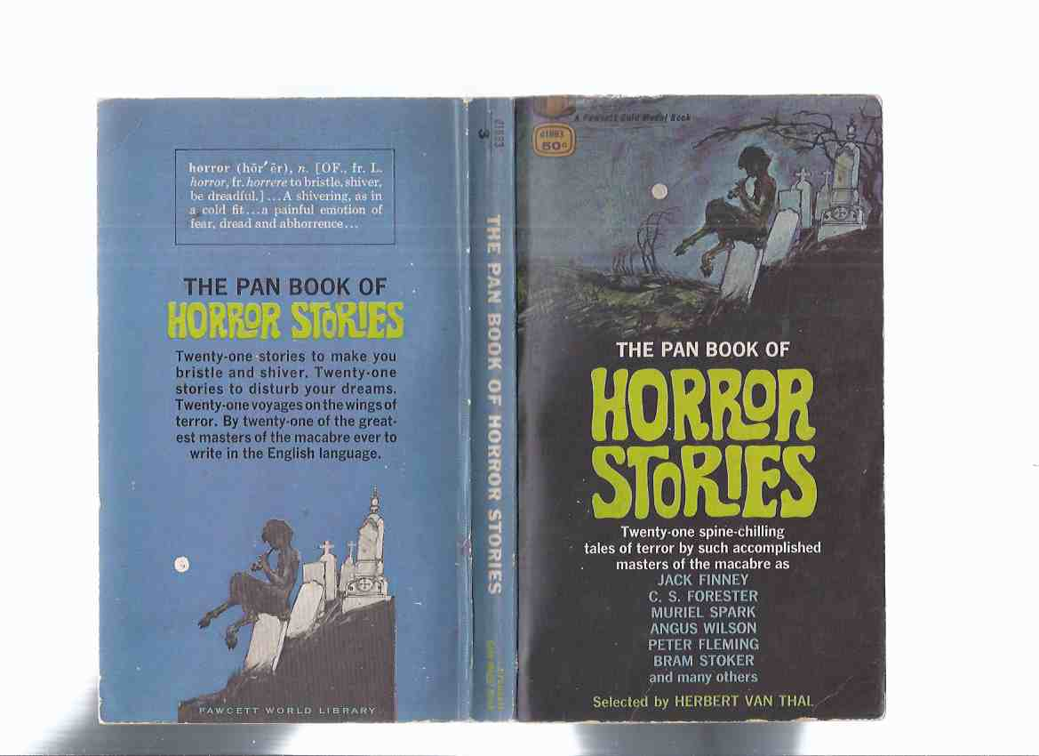 Image for The Pan Book of Horror Stories (1/1st / First )(inc House of Horror [Jules de Grandin]; Jugged Hare; Contents of Dead Man's Pockets; Physiology of Fear; Oh, Mirror, Mirror; Serenade for Baboons; Behind the Yellow Door; Portobello Road; Raspberry Jam etc)