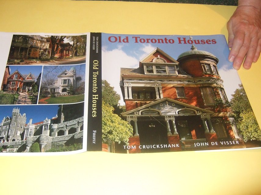 Image for Old Toronto Houses ( Ontario Architecture / Homes / Local History / Architects )