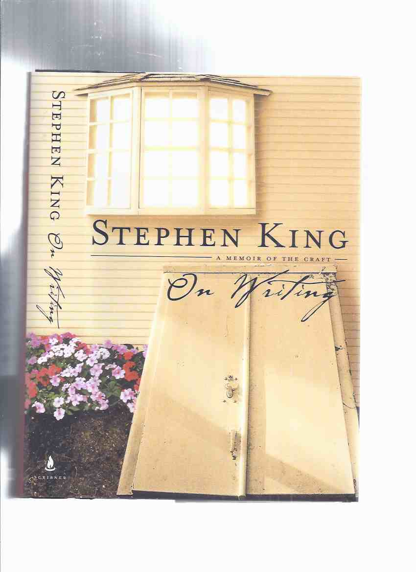 Image for On Writing -a Memoir of the Craft ---by Stephen King