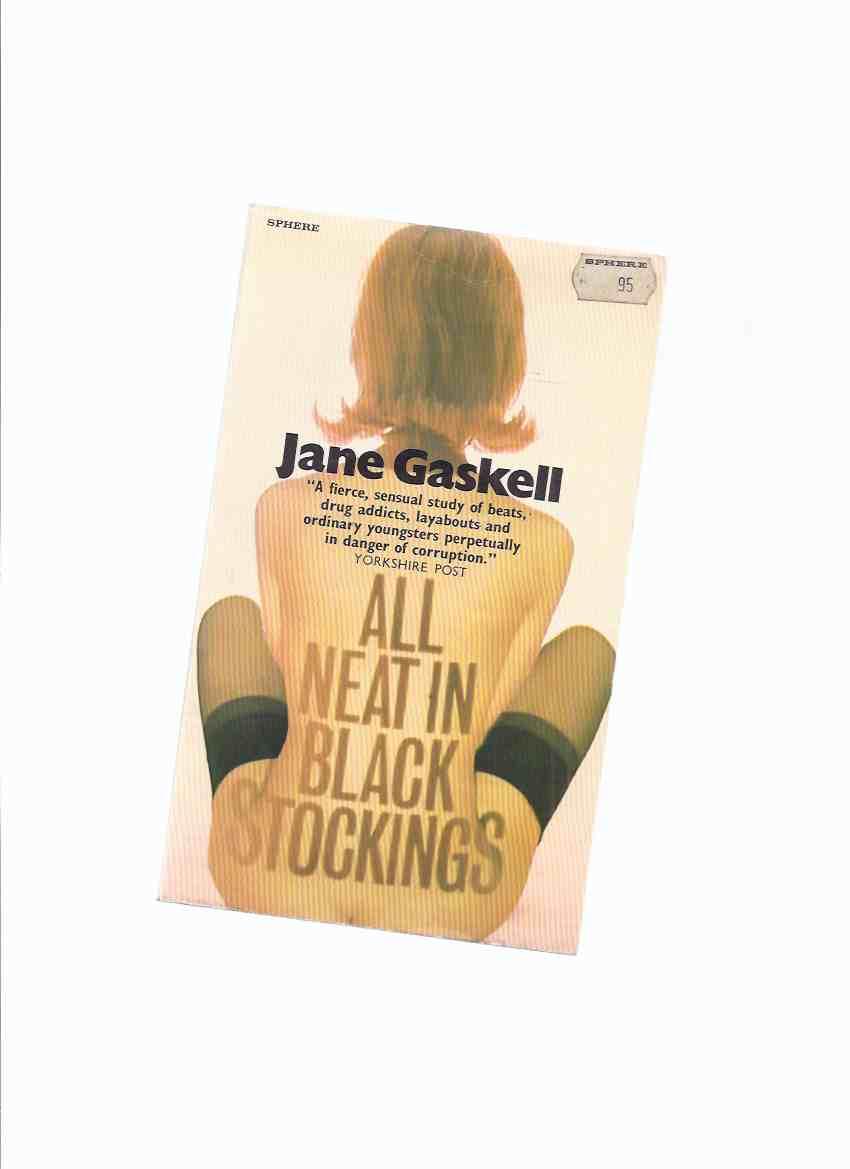 Image for All Neat in Black Stockings -by Jane Gaskell