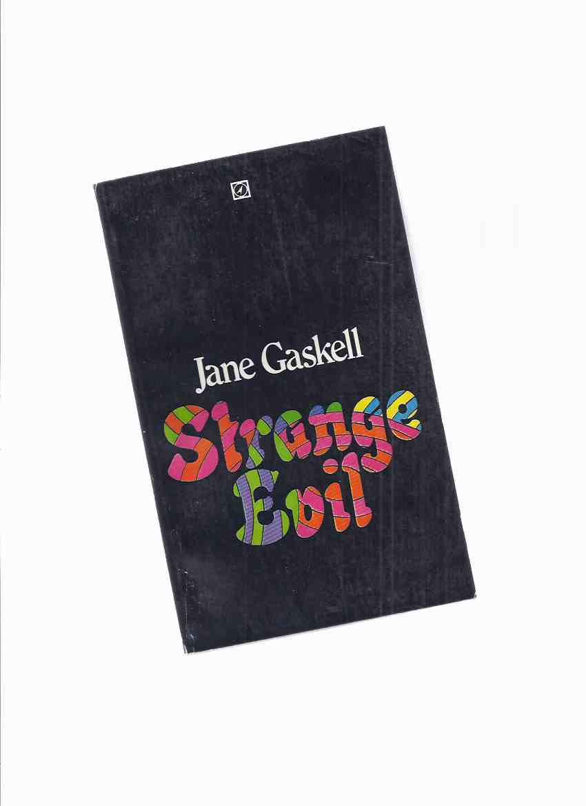 Image for Strange Evil  -by Jane Gaskell
