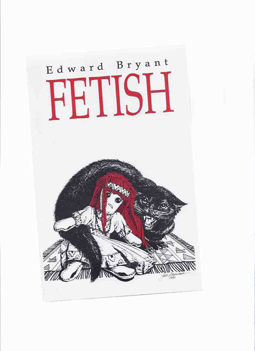 Image for Fetish -by Edward Bryant--a Signed Copy