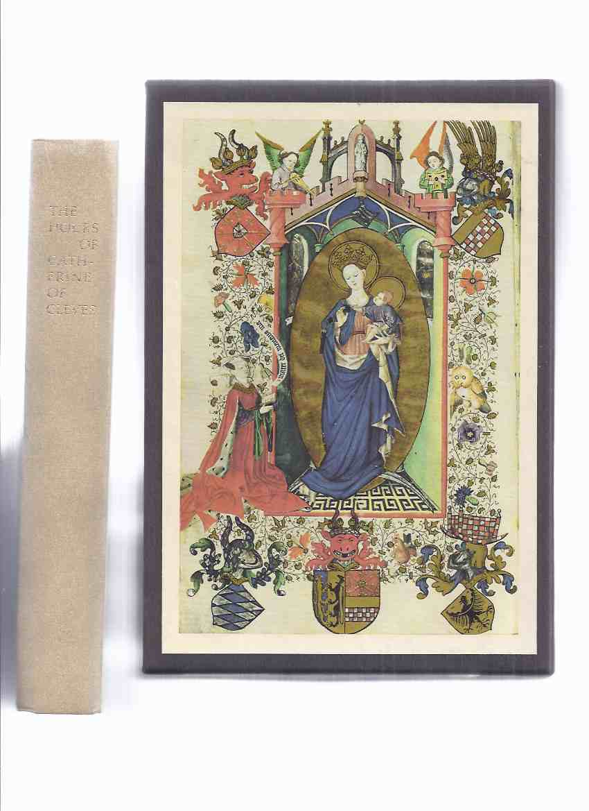 Image for The Hours of Catherine of Cleves ---from The Guennol Collection and The Pierpont Morgan Library ( in Slipcase )( Illuminated Book of Hours )