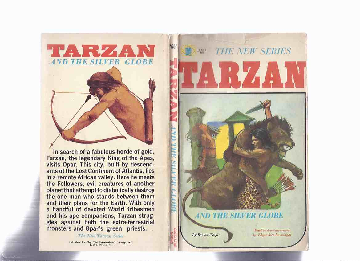 Image for Tarzan and the Silver Globe --- 1st in the New Tarzan Series