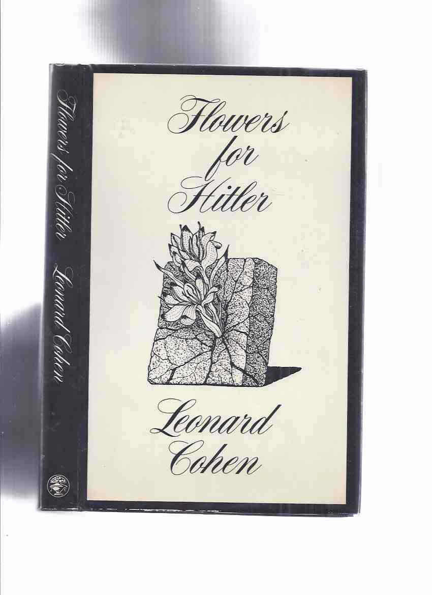Image for Leonard Cohen:  Flowers for Hitler ( Poetry / Poems )