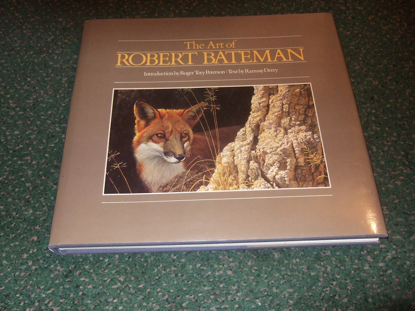 Image for The Art of Robert Bateman ---a Signed Copy
