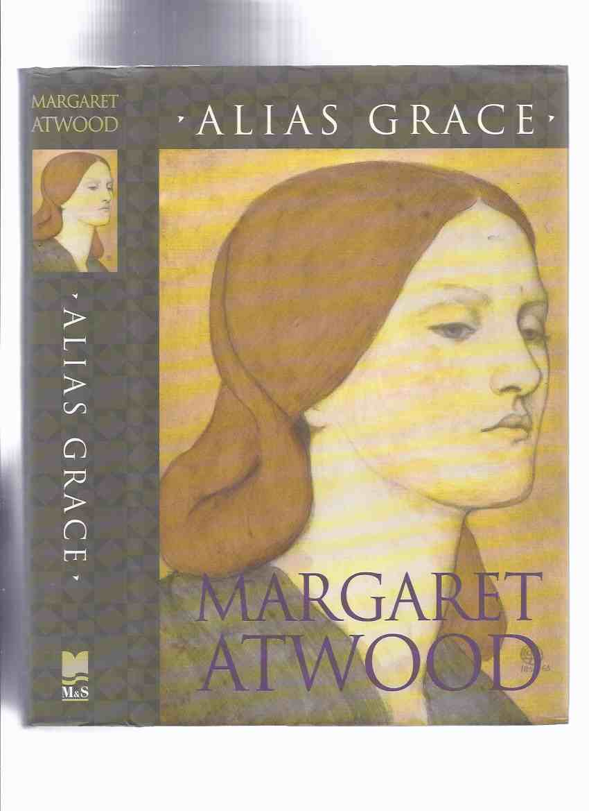 Image for Alias Grace ---by Margaret Atwood
