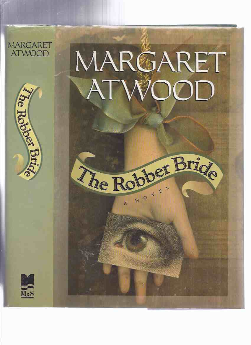 Image for The Robber Bride ---a Signed 1st Edition Copy