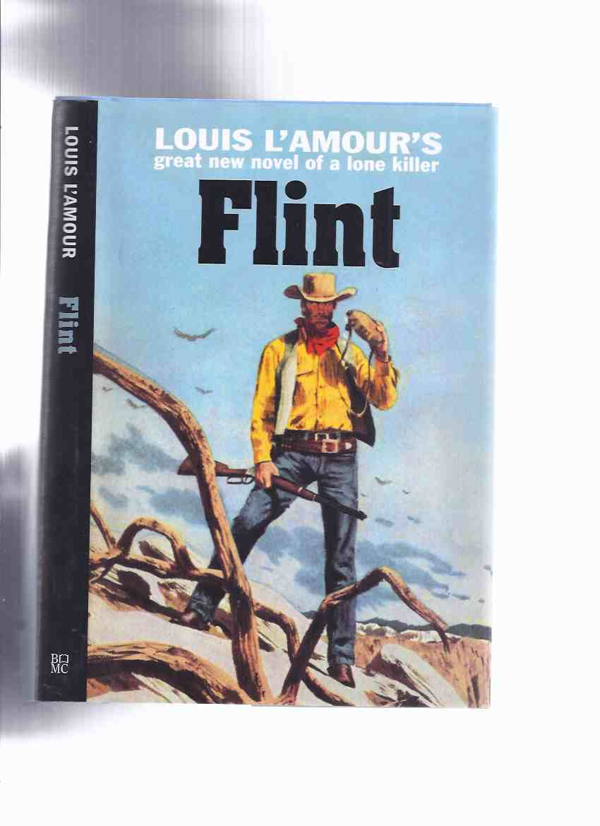 Image for Flint ---by Louis L'Amour