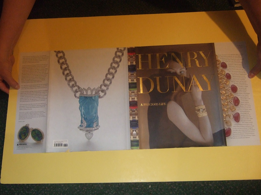 Image for HENRY DUNAY: A Precious Life / Abrams Books ( Jewelry / Jewellry / Jewelery )( Rings, Necklaces, Brooches, Pendants, Earrings, etc)