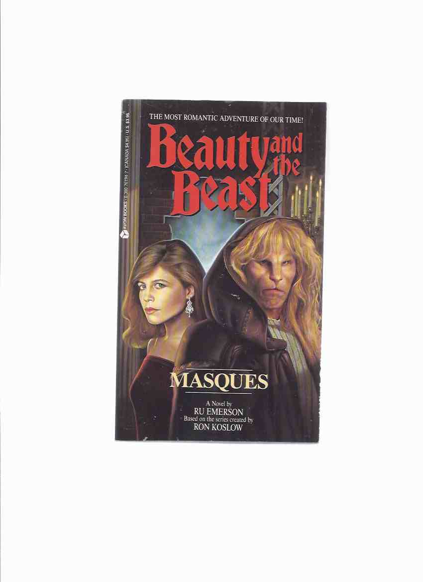 Image for Beauty and the Beast:  MASQUES ( Linda Hamilton / Ron Perlman Cover )