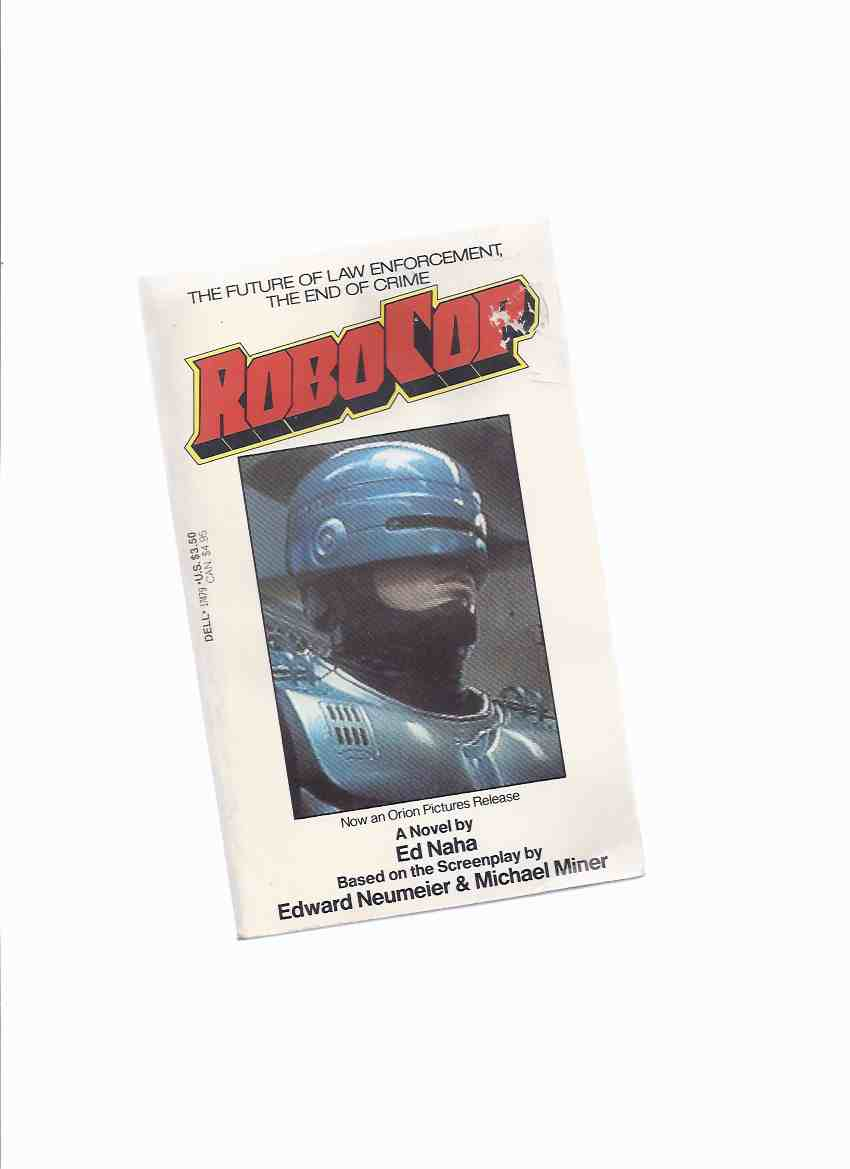 Image for Robocop ( Movie Tie-In Edition / Peter Weller on the Cover )
