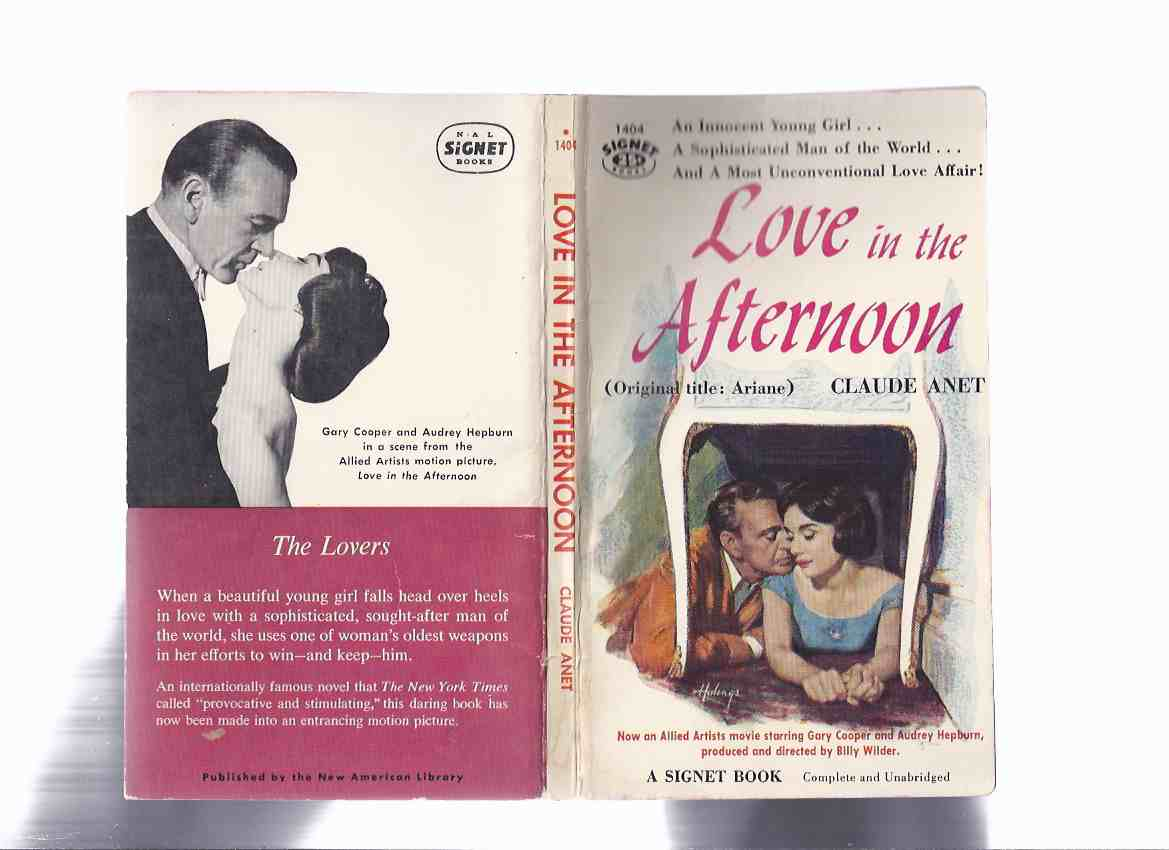 Image for Love in the Afternoon  ( Movie Tie-In Edition with Gary Cooper and Audrey Hepburn )(aka Ariane )
