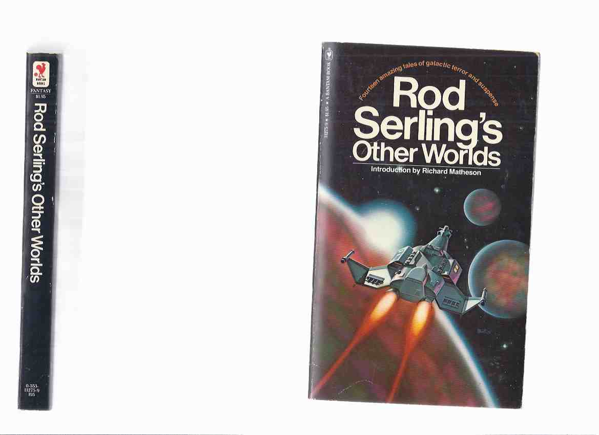 Image for Rod Serling's Other Worlds (inc. They; Dolphin's Way; Royal Opera House; Special Aptitude;Underdweller; I'm in Marsport Without Hilda; Construction Shack; Little Journey; Visible Man; Little Old Miss Macbeth, etc )