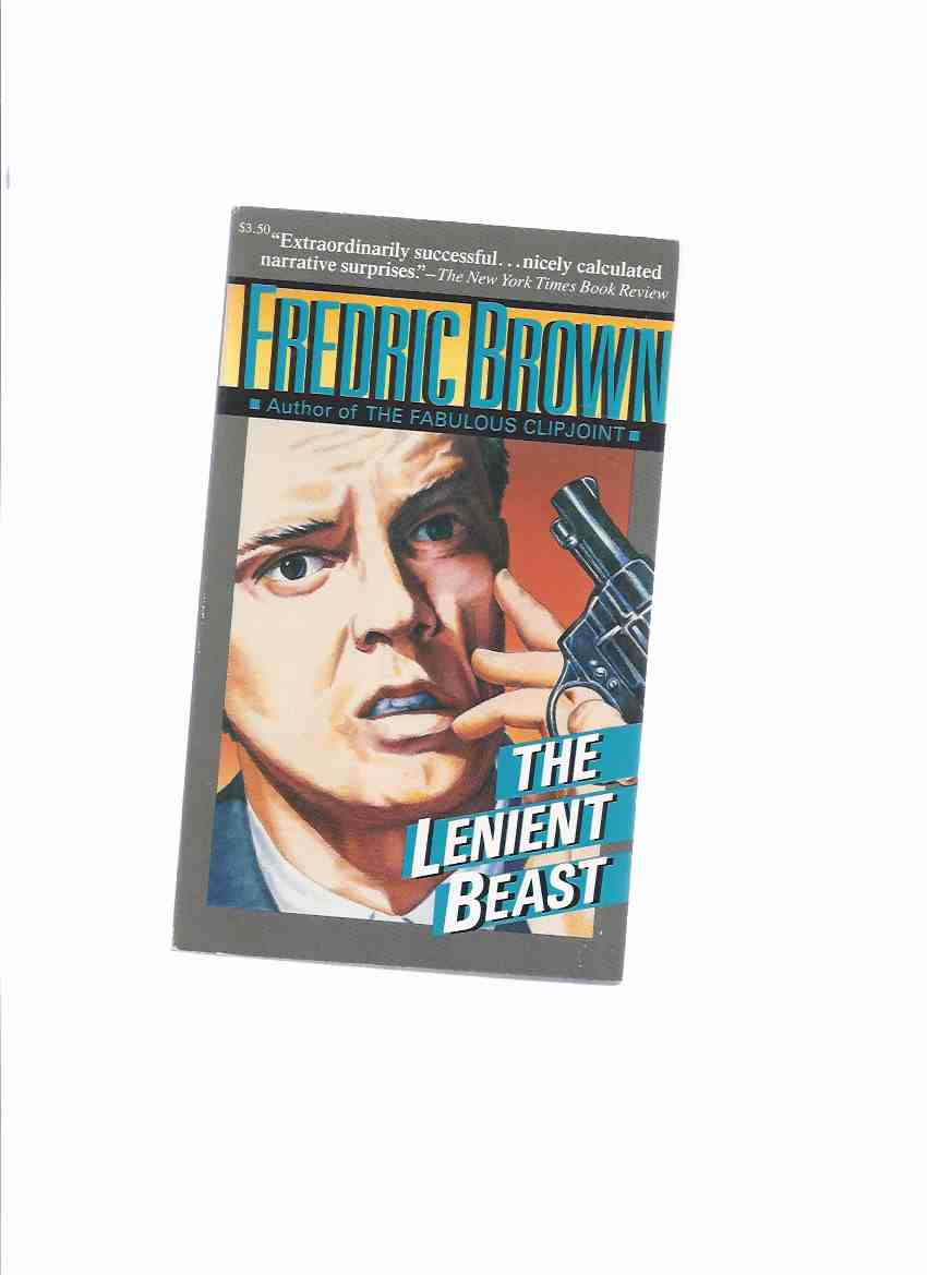 Image for The Lenient Beast  -by Fredric Brown
