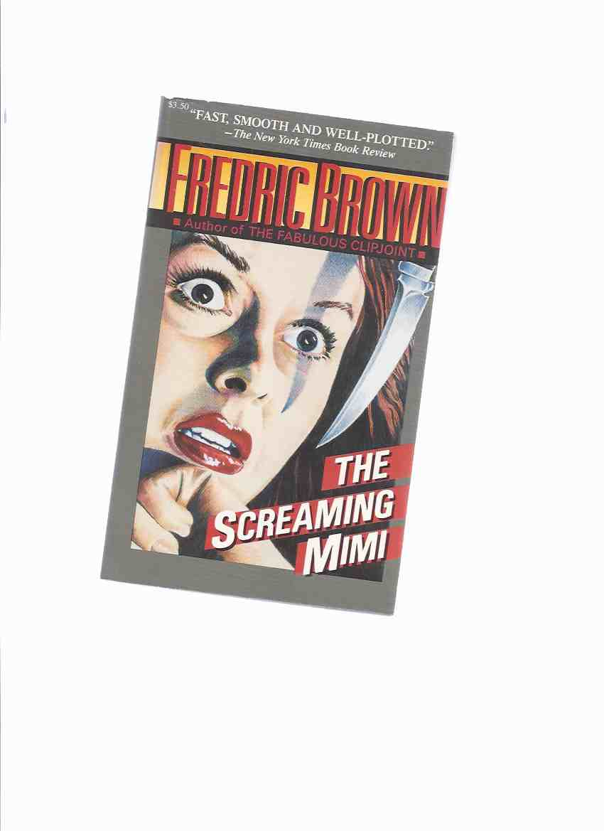 Image for The Screaming Mimi  -by Fredric Brown