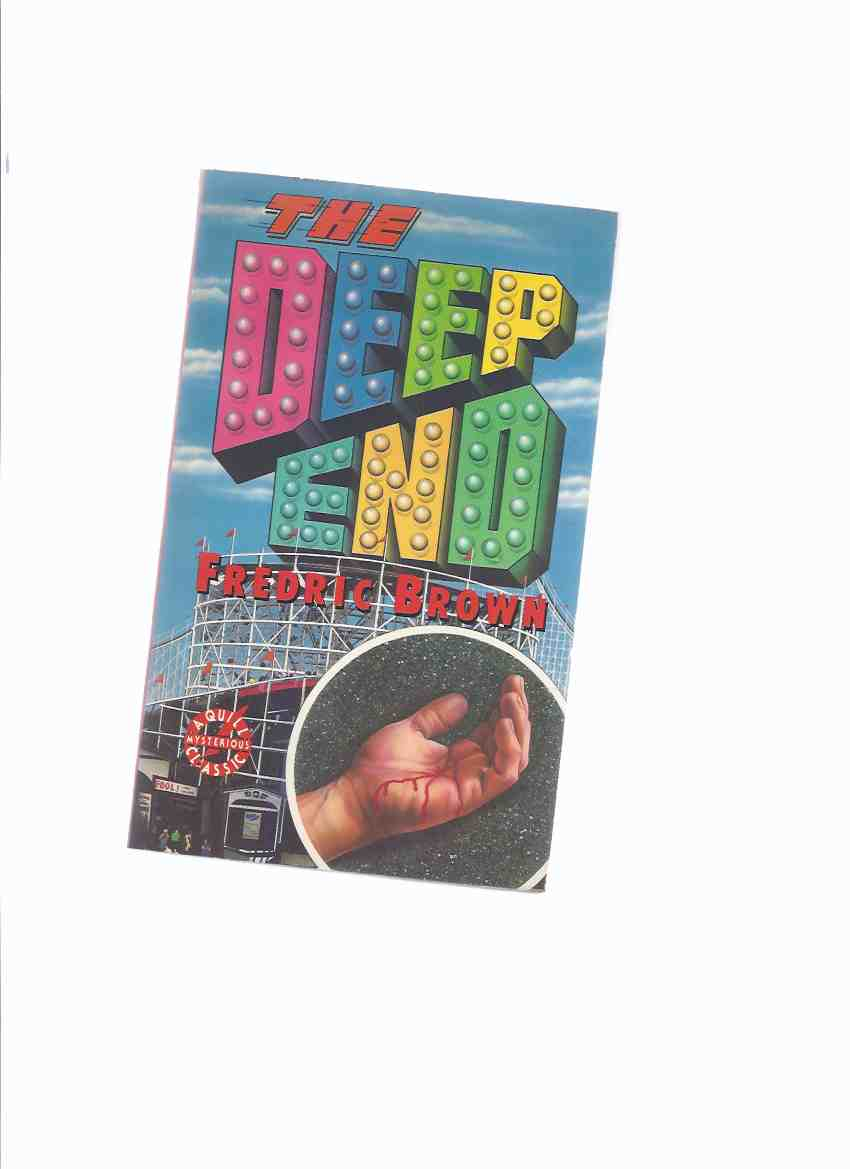 Image for The Deep End -by Fredric Brown