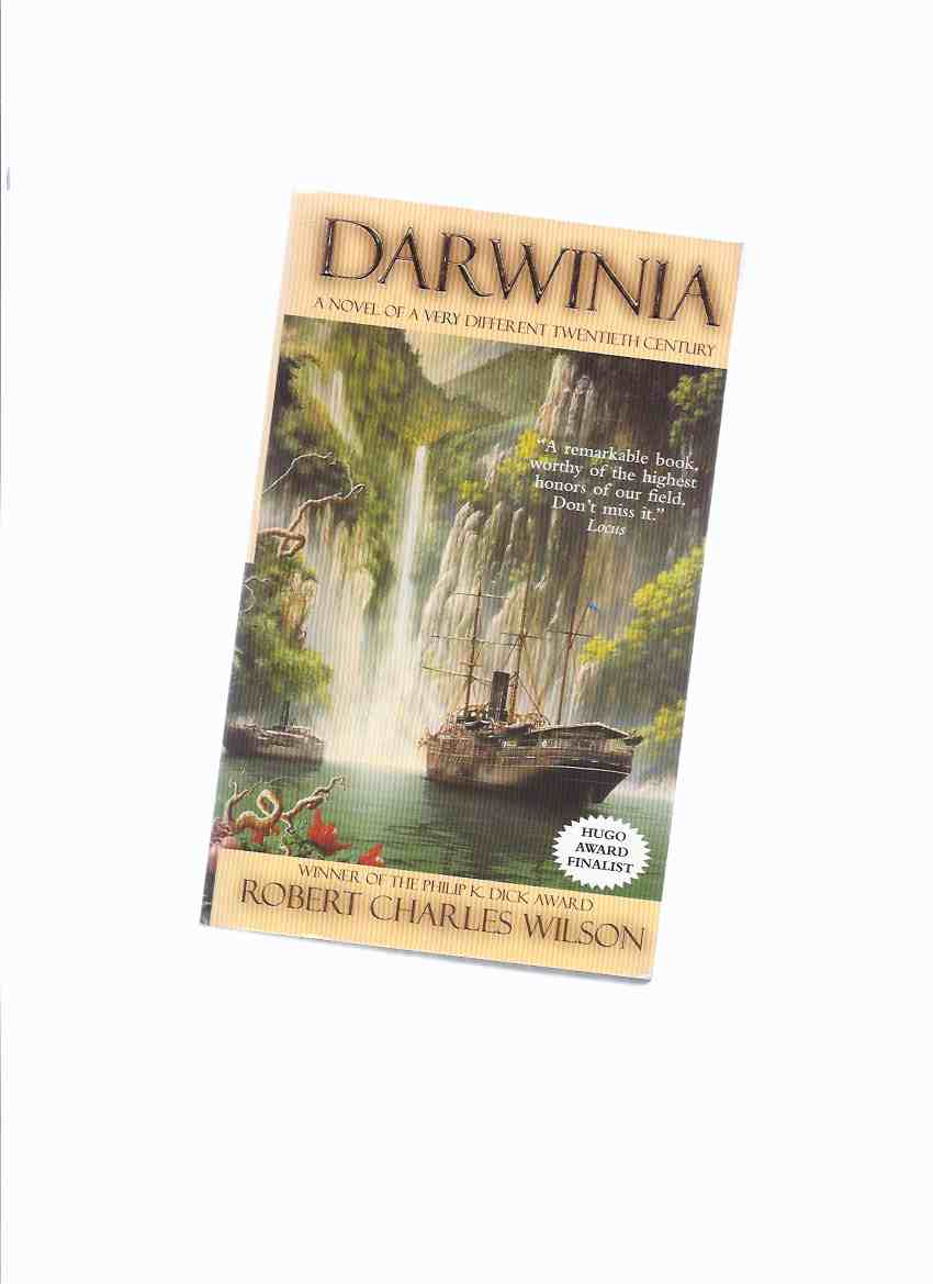 Image for Darwinia -by Robert Charles Wilson -a Signed Copy