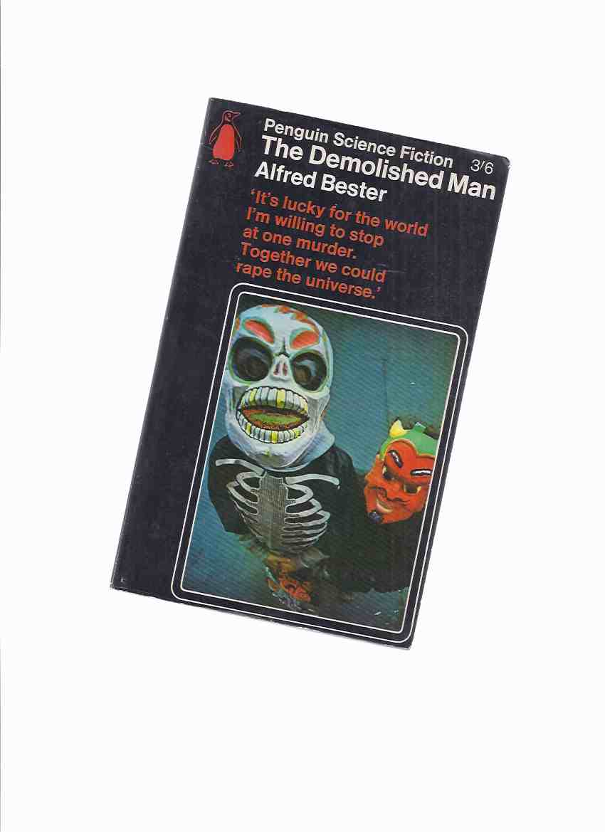 Image for The Demolished Man -by Alfred Bester ( 1st Penguin Edition )