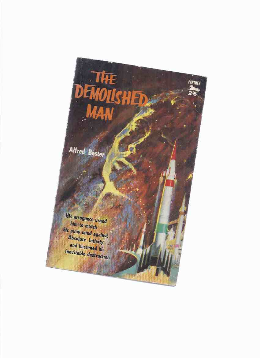 Image for The Demolished Man -by Alfred Bester ( 1st UK Paperback Edition )