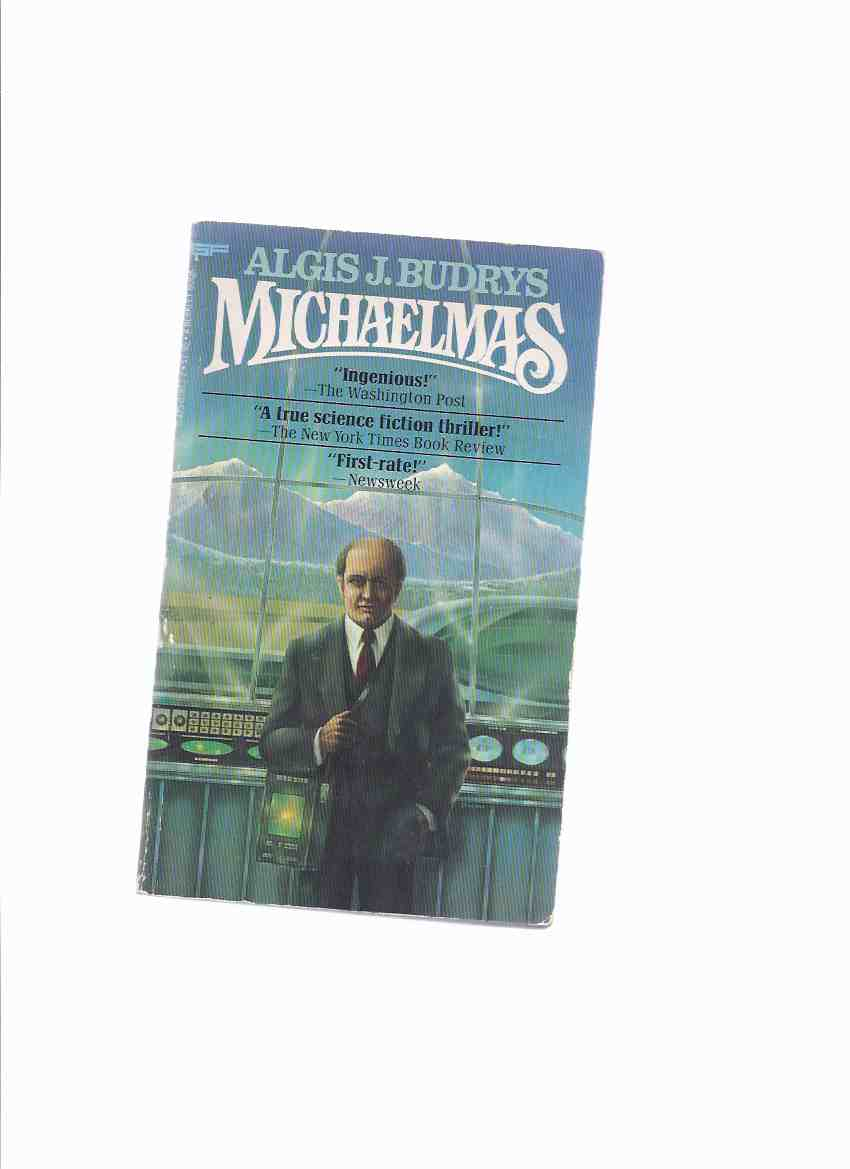 Image for Michaelmas ---by Algis Budrys ---a signed Copy
