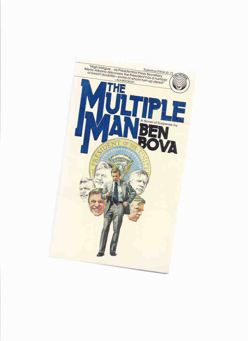Image for The Multiple Man  -by Ben Bova (signed)