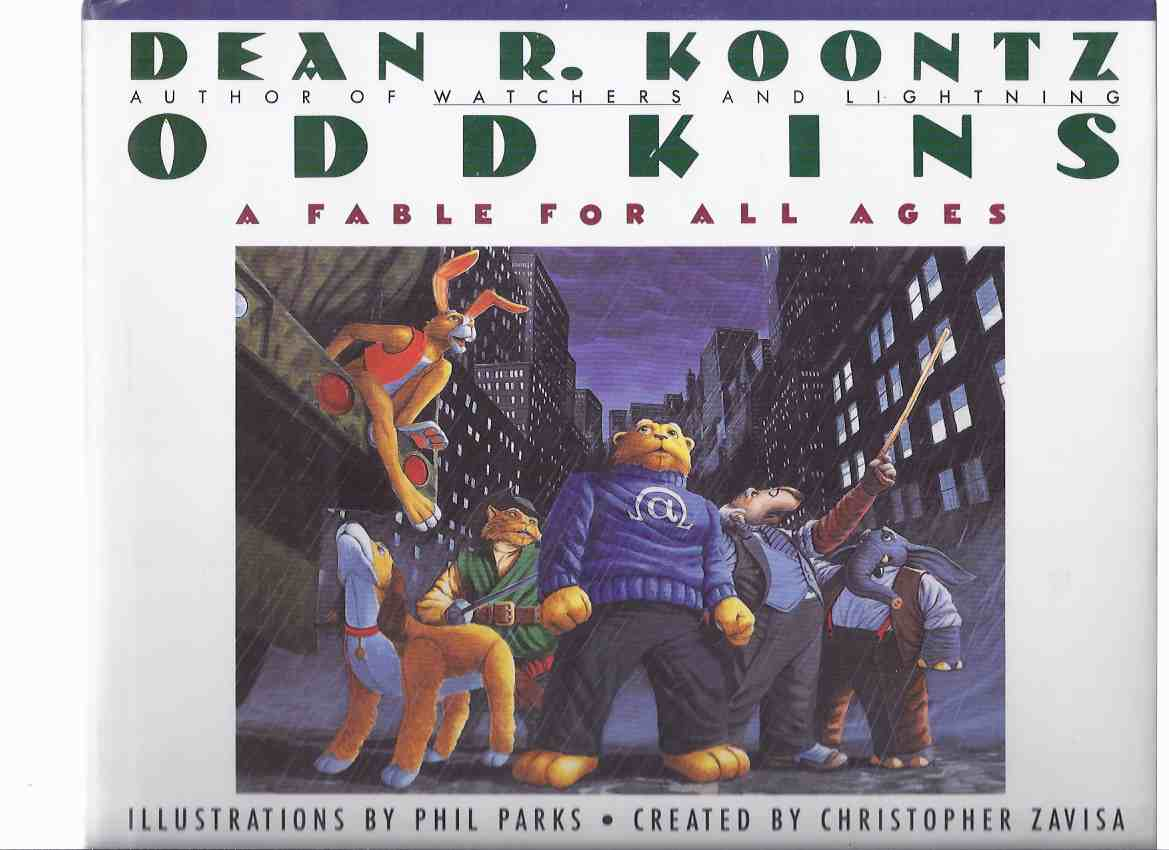 Image for Oddkins:  A Fable for All Ages ---by Dean R Koontz
