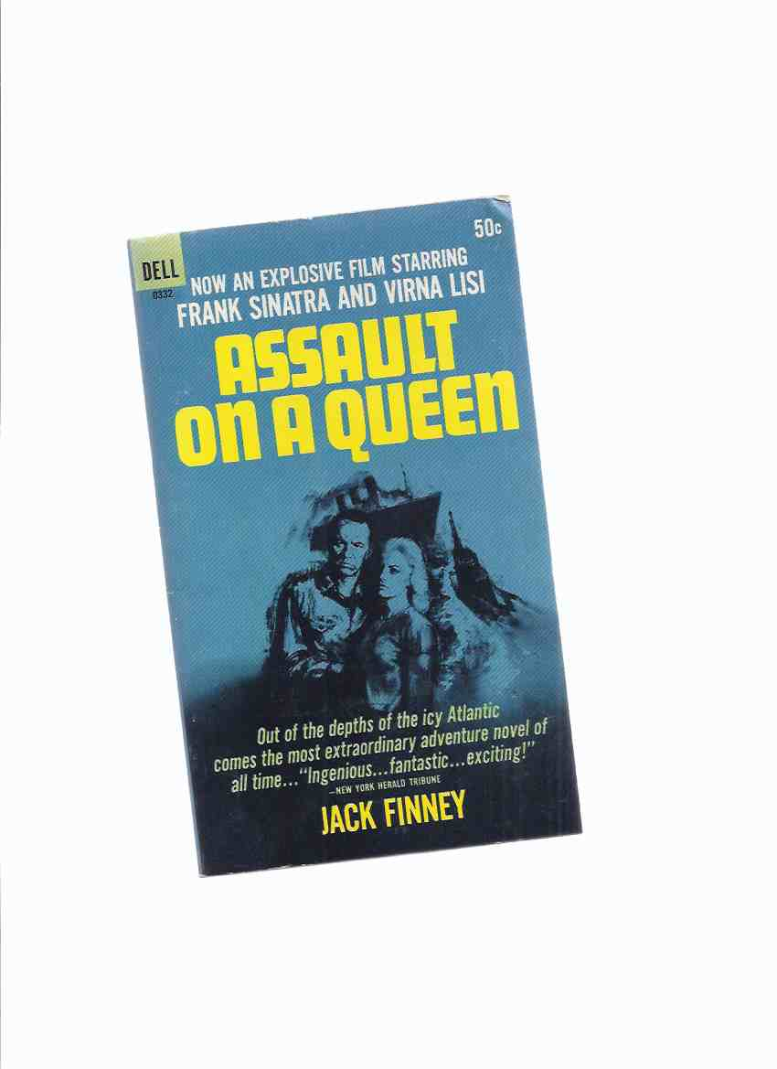Image for Assault on a Queen -by Jack Finney ( Movie Tie-In Edition to the Frank Sinatra, Virna Lisi film )