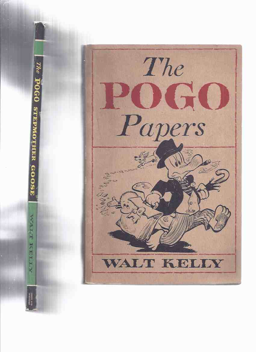 Image for The POGO Papers ---with The POGO Stepmother Goose -by Walt Kelly - TWO VOLUMES
