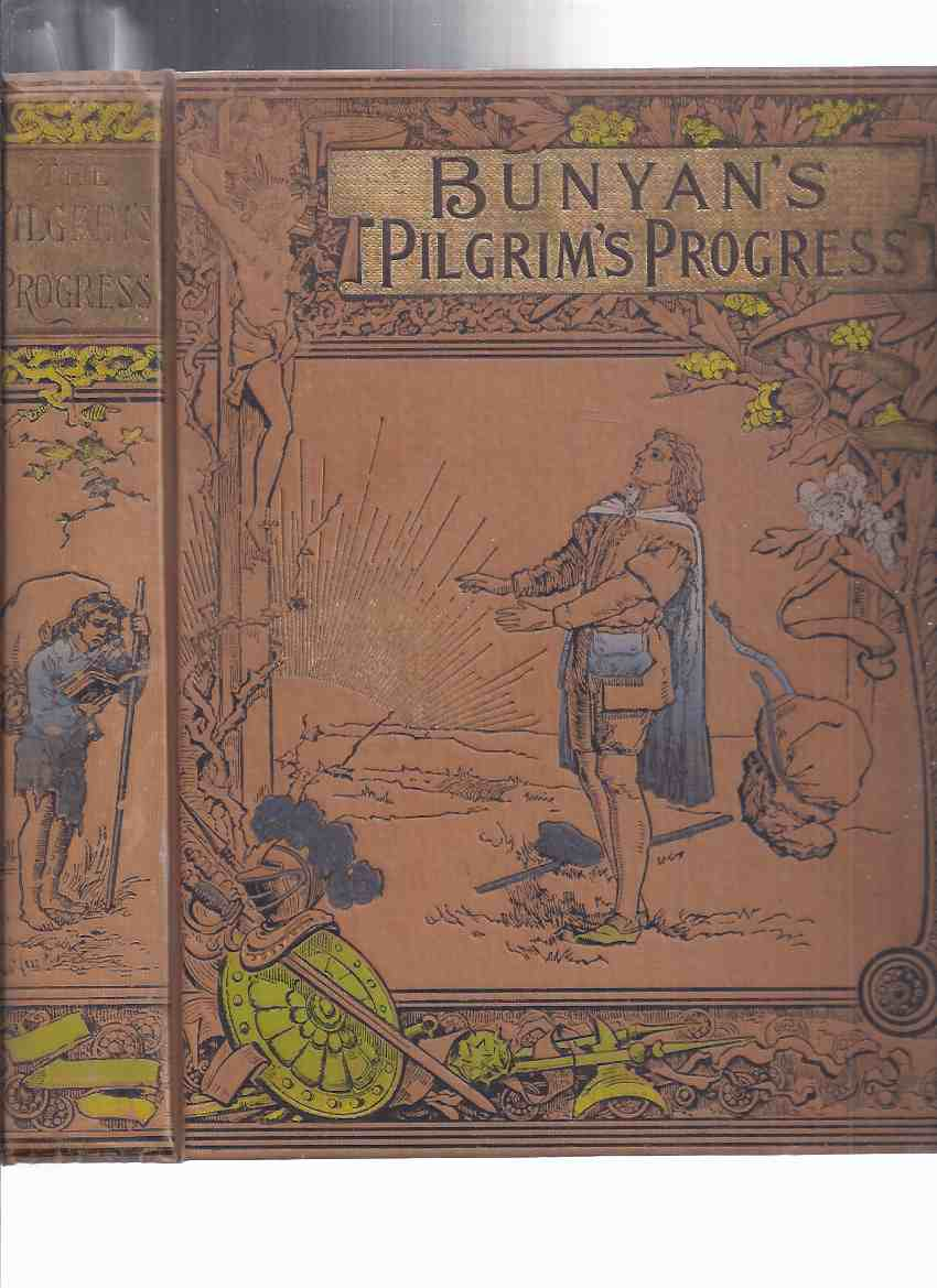 Image for Bunyan's Pilgrim's Progress -by John Bunyan, with Over 100 Illustrations Designed By Frederick Barnard and Others