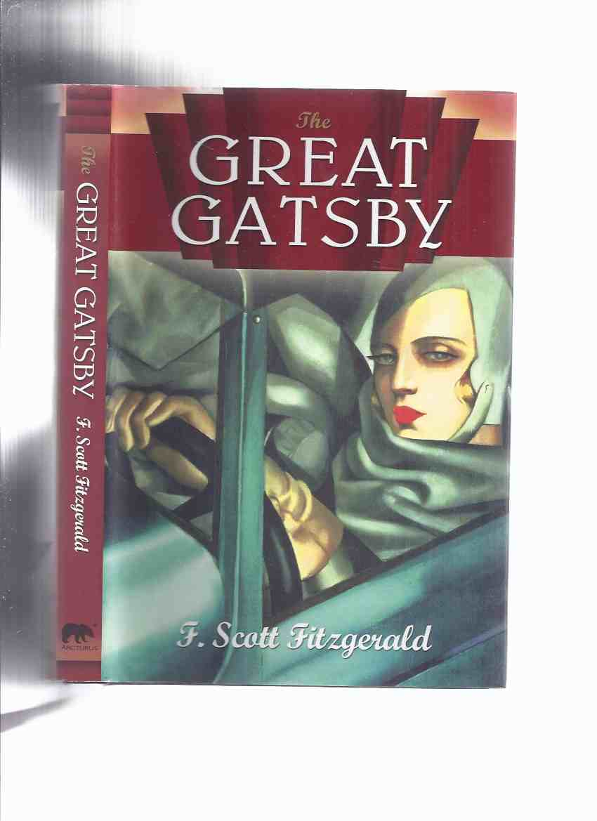 Image for The Great Gatsby -by F Scott Fitzgerald ( Tamara De Lempicka Cover Art )