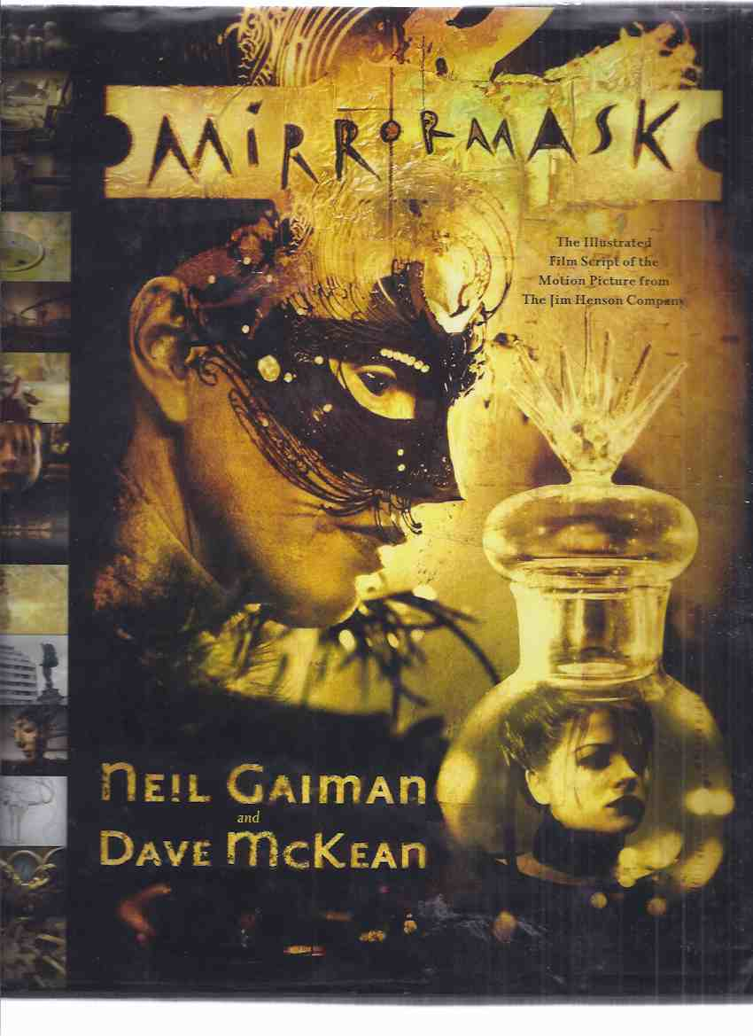 Image for MirrorMask: The Illustrated film Script of the Motion Picture from The Jim Henson Company -by Neil Gaiman and Dave McKean ( Mirror Mask / Movie Book )