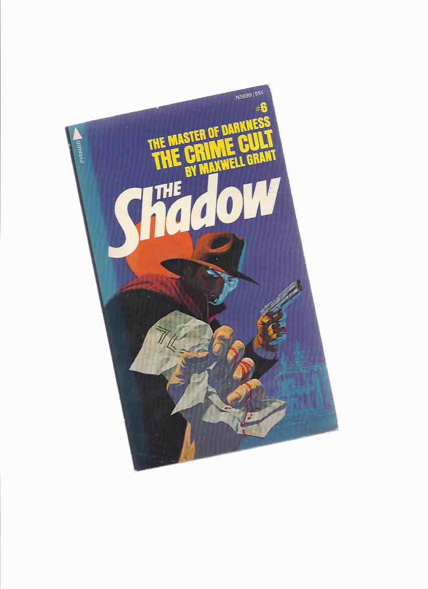 Image for The Crime Cult: The Shadow ---by Maxwell Grant