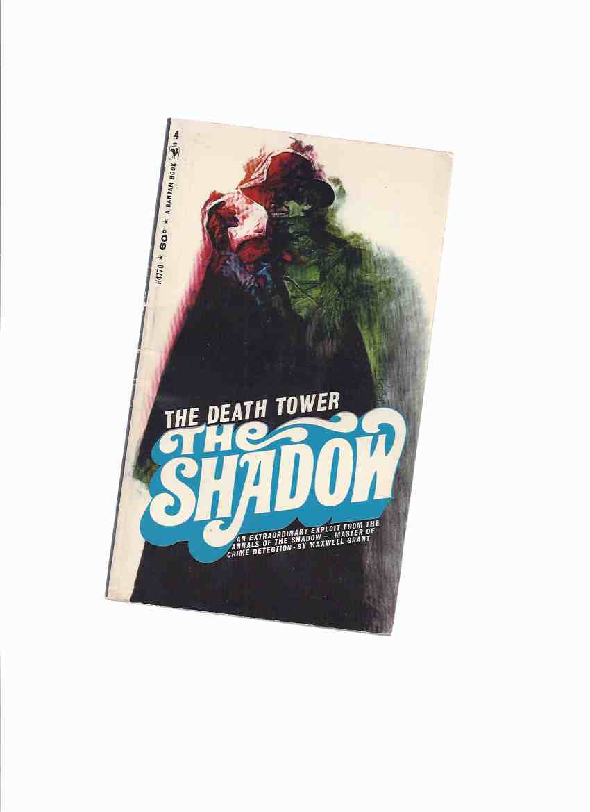 Image for The Death Tower: The Shadow ---by Maxwell Grant