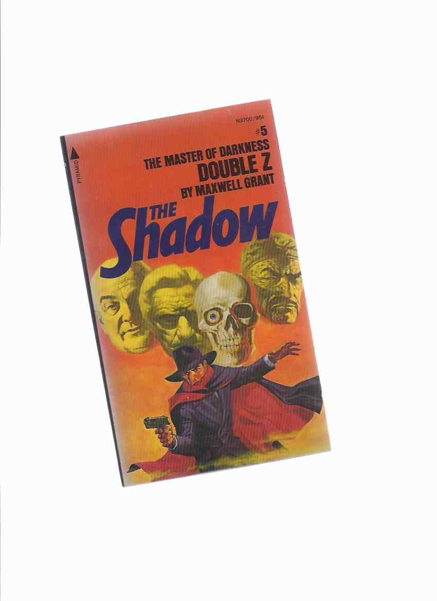Image for Double Z: The Shadow ---by Maxwell Grant