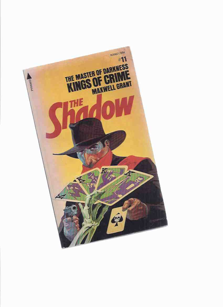 Image for Kings of Crime: The Shadow ---by Maxwell Grant