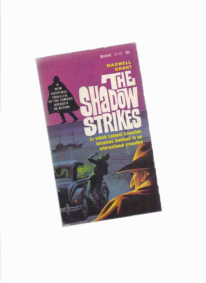 Image for The Shadow Strikes ---by Maxwell Grant