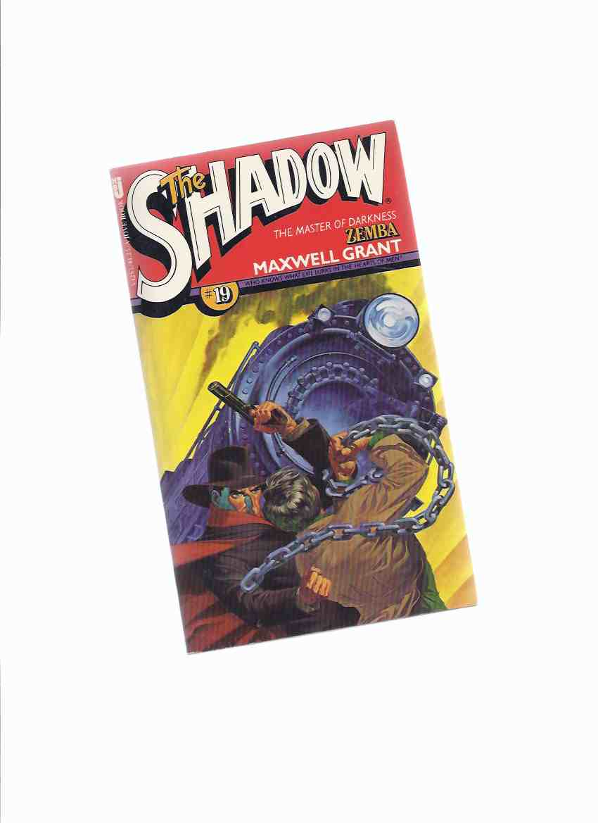 Image for Zemba:  The Shadow ---by Maxwell Grant