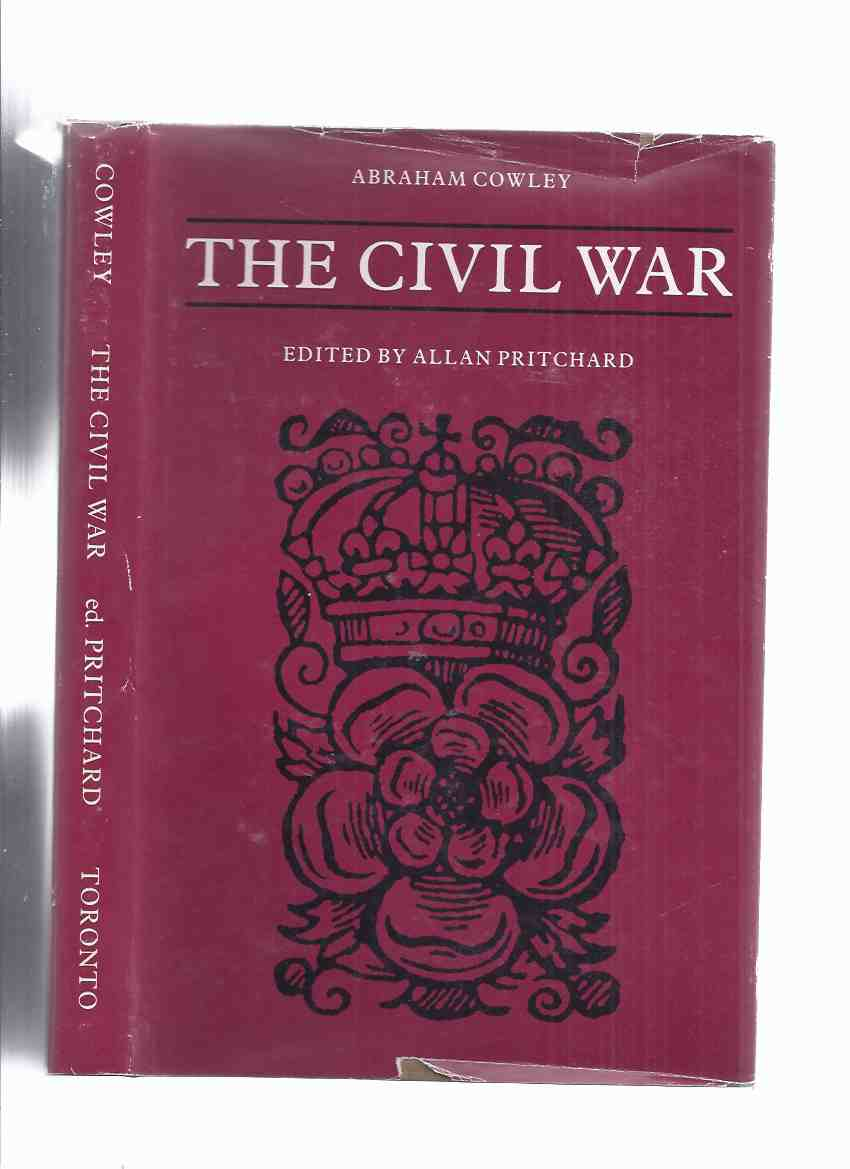 Image for The Civil War -by Abraham Cowley / University of Toronto Press - Department of English Studies and Texts # 20