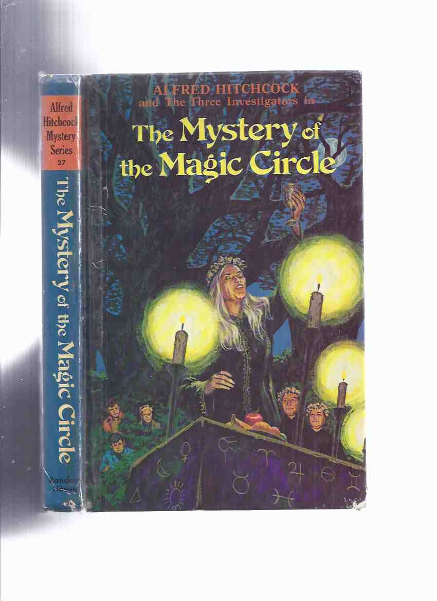 Image for Alfred Hitchcock and the Three Investigators in The Mystery of The Magic Circle, Volume # 27 in the Series ( 3 Investigators )( Book Twenty-Seven / 27th )