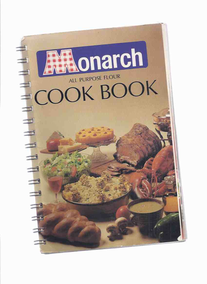 Image for MONARCH All Purpose Flour Cook Book / Monarch All Purpose Flour / Maple Leaf Mills  ( Cookbook / Recipes / Cooking )